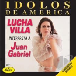 Villa, Lucha - Canciones De Juan Gabriel CD Cover Art