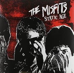 Misfits - Static Age LP Cover Art