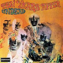 Ten Years After - Undead CD Cover Art