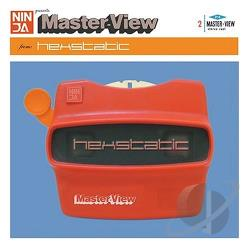 Hexstatic - Master-View CD Cover Art