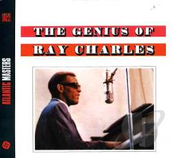 Charles, Ray - Genius of Ray Charles CD Cover Art