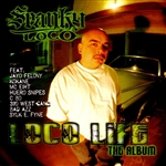 Spanky Loco - Loco Life CD Cover Art