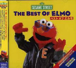 Kids - Sesame Street: The Best Of Elmo CD Cover Art