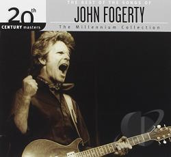 Fogerty, John - 20th Century Masters The Millenium Collection: The Best Of CD Cover Art