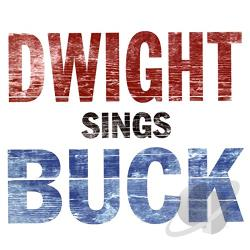 Yoakam, Dwight - Dwight Sings Buck CD Cover Art