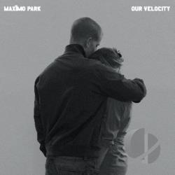 Maximo Park - Our Velocity LP Cover Art