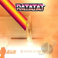 Ratatat - LP3 CD Cover Art