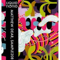 Liquid Liquid - Remixes LP Cover Art