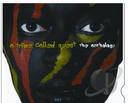 A Tribe Called Quest - Anthology (Slider) CD Cover Art