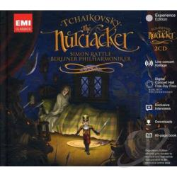 Rattle, Simon Sir - Tchaikovsky: The Nutcracker CD Cover Art