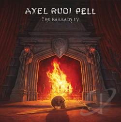 Pell, Axel Rudi - Ballads IV CD Cover Art