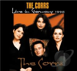 Corrs - Live In Germany 1998 CD Cover Art