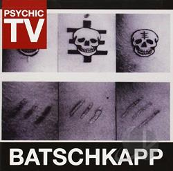 Psychic TV - Batschkapp CD Cover Art