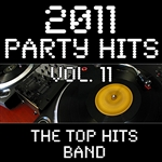 Top Hits Band - 2011 Party Hits Vol. 11 DB Cover Art