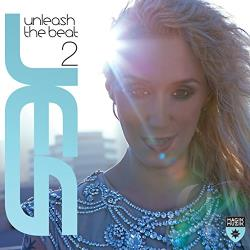 Jes - Unleash the Beat, Vol. 2 CD Cover Art