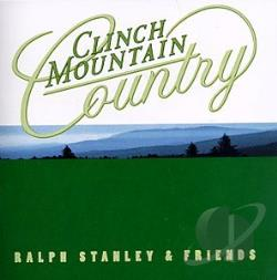 Stanley, Ralph - Clinch Mountain Country CD Cover Art