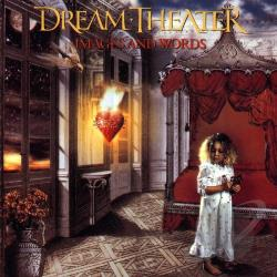 Dream Theater - Images and Words CD Cover Art