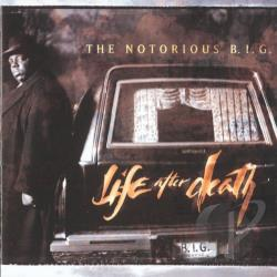 Notorious B.I.G. - Life After Death CD Cover Art