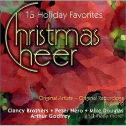 Christmas Cheer CD Cover Art