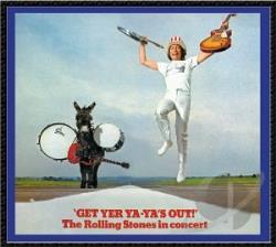 Rolling Stones - Get Yer Ya-Ya's Out CD Cover Art