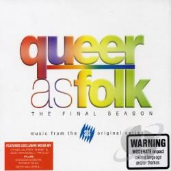Queer as Folk: The Final Season CD Cover Art