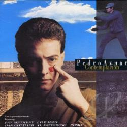 Aznar, Pedro - Contemplacion CD Cover Art