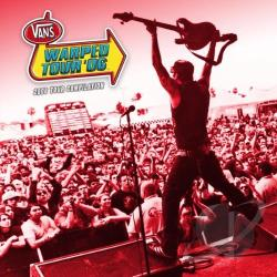 Warped Tour: 2006 Compilation CD Cover Art