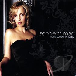 Milman, Sophie - Make Someone Happy CD Cover Art