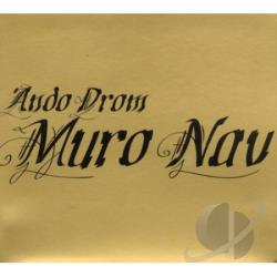 Drom, Ando - Muro Nav CD Cover Art