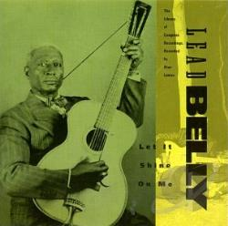 Leadbelly - Let It Shine On Me CD Cover Art