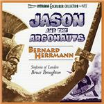 Original Score - Jason And The Argonauts CD Cover Art