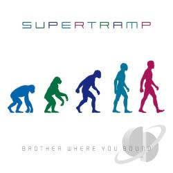 Supertramp - Brother Where You Bound CD Cover Art