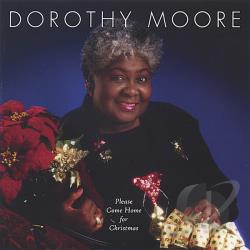 Moore, Dorothy - Please Come Home for Christmas CD Cover Art