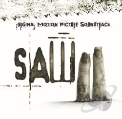 Saw 2 CD Cover Art