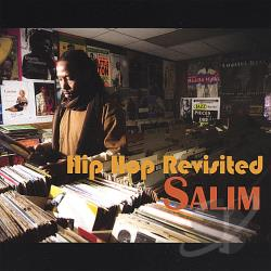 Salim - Hip Hop Revisited CD Cover Art