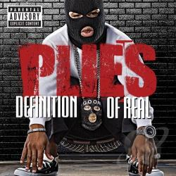 Plies - Definition of Real CD Cover Art