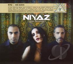 NIyaz - Nine Heavens CD Cover Art