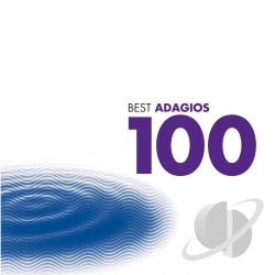 Best Adagios 100 - 100 Best Adagios CD Cover Art