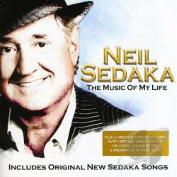 Sedaka, Neil - Music of My Life CD Cover Art