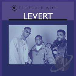 LeVert - Flashback With Levert CD Cover Art