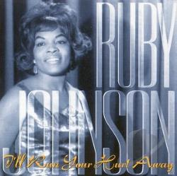 Johnson, Ruby - I'll Run Your Hurt Away CD Cover Art