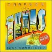 Trapeze - Live In Texas Dead Armad CD Cover Art