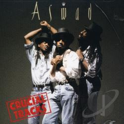 Aswad - Crucial Tracks - Best Of Aswad CD Cover Art