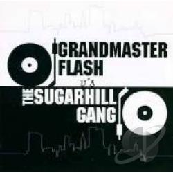 Grandmaster Flash - Grandmaster Flash Vs. Sugarhill Gang CD Cover Art