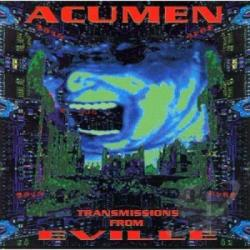 Aucmen - Transmision From Evil CD Cover Art