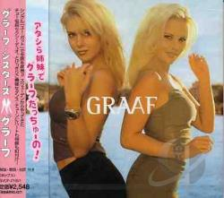 Graaf Sisters - Graaf Sisters CD Cover Art