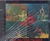 El Tri - En El Hollywood Palladium CD Cover Art