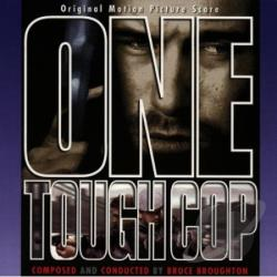 One Touch Cop - Soundtrack CD Cover Art