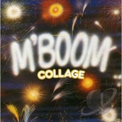 M'Boom - Collage CD Cover Art
