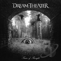Dream Theater - Train of Thought CD Cover Art